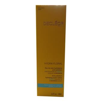 Perfume Decleor Hydra Floral eau Soin Hydratante Anti-pollution Piel Normal a Seches 100ml