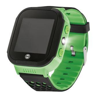 Smartwatch Forever KW-200 Preto, Verde