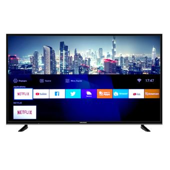 Smart TV Grundig 4K UHD 55GDU7500B 55