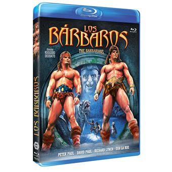 The Barbarians (1987) / Los Bárbaros (Blu-ray)