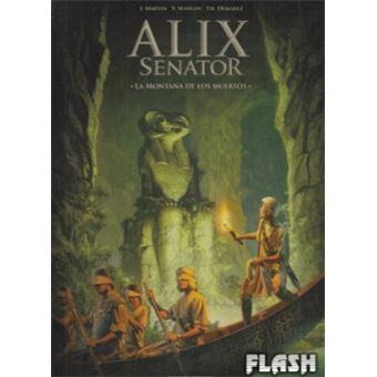 Alix senator: la montaÑa de los muerto