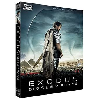 Exodus: Gods and Kings / Exodus: Dioses Y Reyes (BD 3D + 2D) (3Blu-ray)