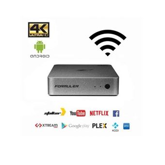 Receptor TV Android Formuler Z Plus Full HD - IPTV Wi-Fi