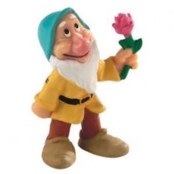 Figura Anao Flor Branca De Neve Disney Outras Figuras E Replicas