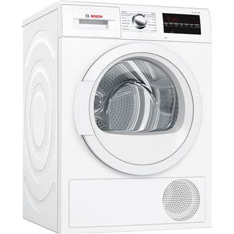 Máquina de Secar Roupa Carga Frontal Bosch WTG86262ES 7Kg B Branco
