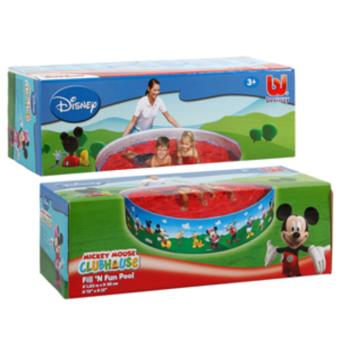 Piscina Rigida Mickey Club House 183x38cm Jogos
