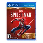 Marvel?s Spider-Man: Game of the Year Edition PS4
