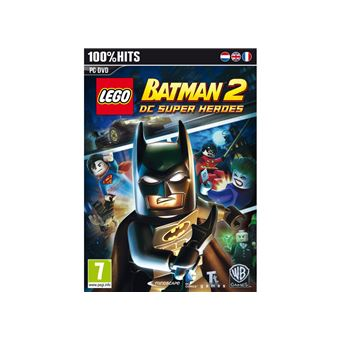 LEGO Batman 2 DC- Superheroes PC
