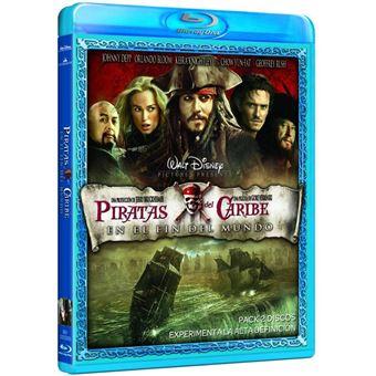 Pirates of the Caribbean: At World's End / Piratas del Caribe en el Fin del Mundo (2Blu-ray)