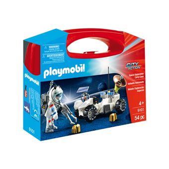 6486ef3b5 Playmobil - Maleta grande Exploração Espacial 9101 - Playmobil - Compra na  Fnac.pt