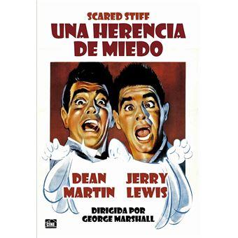 Scared Stiff (1953) / Una Herancia de Miedo (DVD)