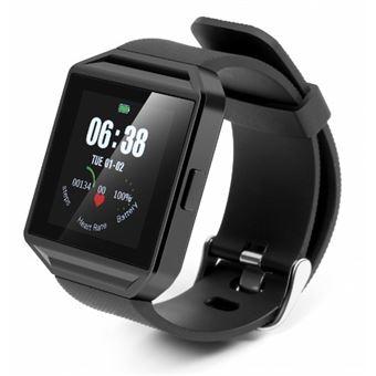 Smartwatch TrendGeek TG-SW2HR Preto