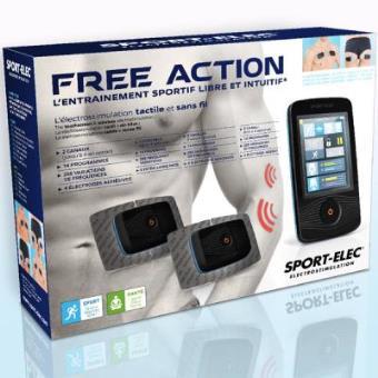 Sport-Elec Electroestimulador inalámbrico