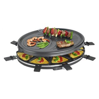 Grelhador Raclette Clatronic RG 3517