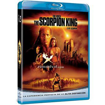 El Rey Escorpion 1 (BD) / The Scorpion King