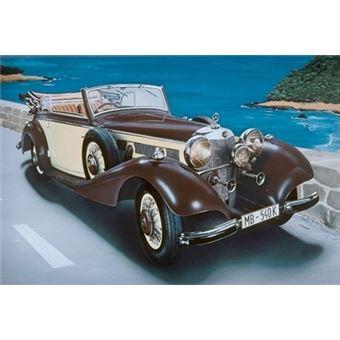 Italeri 3701 Kit de montagem Modelo de carro clássico 1:24 Multi cor
