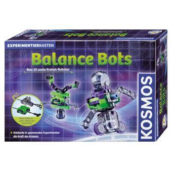 Kosmos 620455 Kit experimental conjunto de ciência e brinquedos para criança Preto e Azul e Verde
