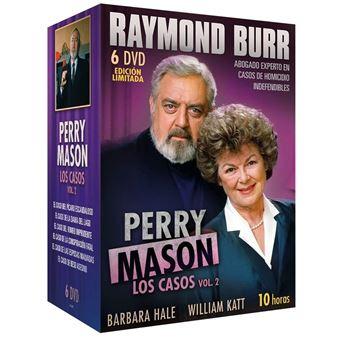 Perry Mason - Los Casos - Vol. 2 (6DVD)