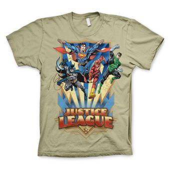 T-shirt Justice League - Team Up! | Caqui | 3XL