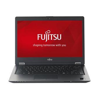 """Portátil Fujitsu U728 i5 SSD 256GB 12.5"""" Preto"""