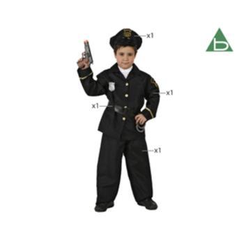 Disfarce Atosa Polícia Tamanho 2