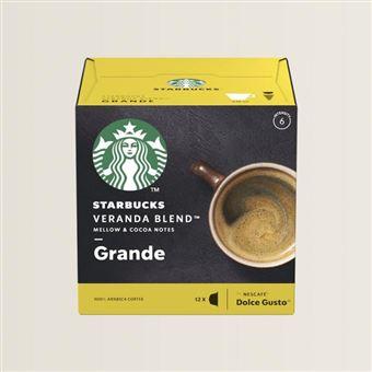 Starbucks DOLCE GUSTO VERANDA BLEND 12 peça(s)
