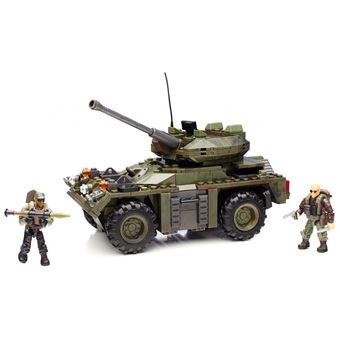 Construção Blindado APC Mattel Call of Duty Mega Bloks