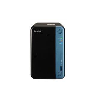 QNAP TS-253Be NAS Ethernet LAN Preto