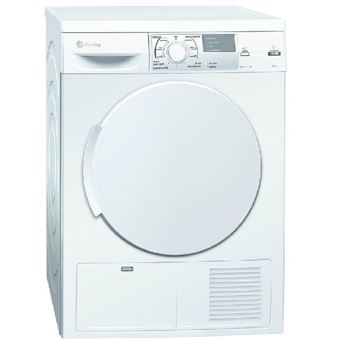 Máquina de Secar Roupa Carga Frontal Balay 3SC871B 7Kg Branco