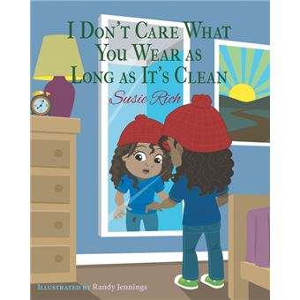 i Dont Care What You Wear As Long As Its Clean Paperback -