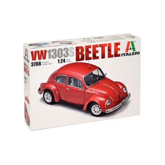 Italeri 3708 Kit de montagem Modelo de carro clássico 1:24 Multi cor e Vermelho