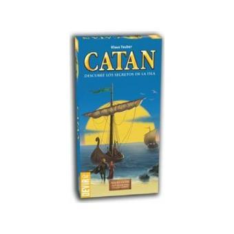 Catan: Navegantes exp 5 e 6 Jogadores