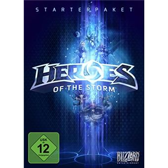 Heroes Of The Storm - Starterpaket PC