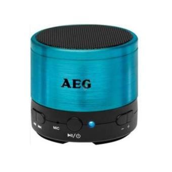 Coluna Bluetooth AEG BSS 4826 Azul
