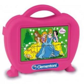 Puzzle Clementoni Cubos Princesas 6 Peças Mala - Puzzle até 100 Peças -  Compra na Fnac.pt 98b7d30868