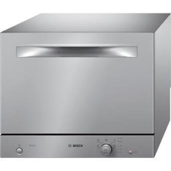 Máquina de Lavar Loiça Bancada Bosch SKS51E28EU 6 conjuntos A+ Inox