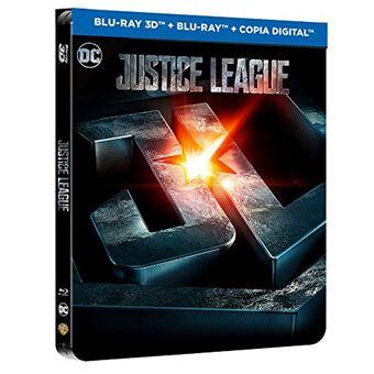 Justice League / Liga De La Justicia (2Blu-ray)