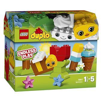 LEGO DUPLO Creative Chest 70peça(s) Multi  Conjunto de montar