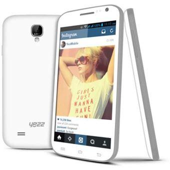 Smartphone YEZZ - Branco ANDY A5EI