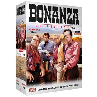 Bonanza Vol 3 (20DVD)
