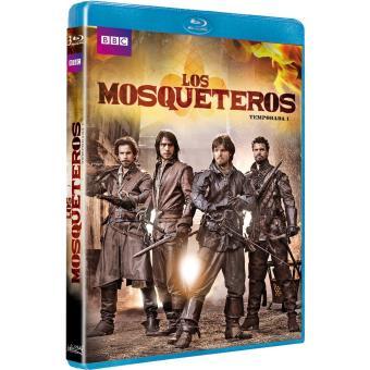 Los Mosqueteros. 1ª Temporada (3 Bd)