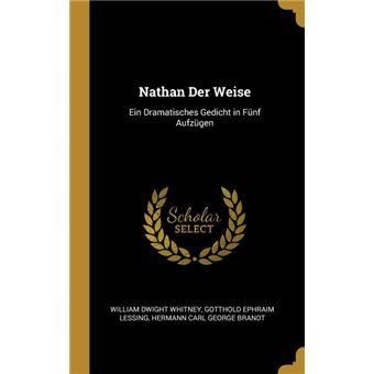 nathan Der Weise Hardcover