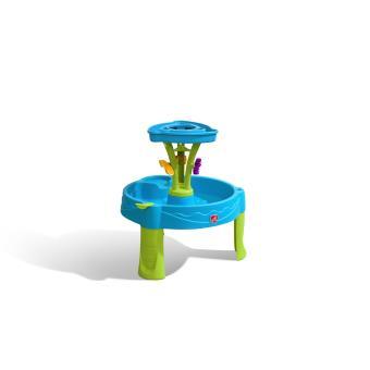 Step2 897400 Mesa de água mesa para areia e água Azul e Verde