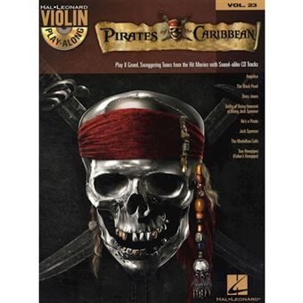 Violin Play-Along - Pirates of the Caribbean - Paperback - 2012