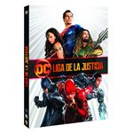 Justice League / Liga De La Justicia Ed. 2018 (DVD)