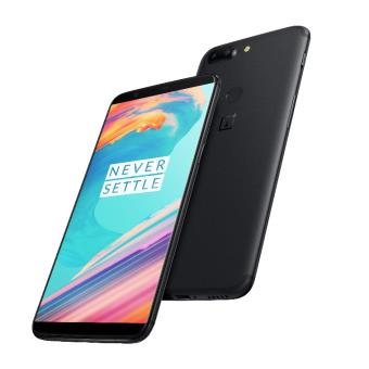 Smartphone OnePlus 5T 6GB 64GB Dual Sim Preto