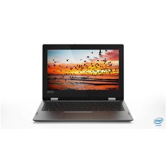 """Portátil Híbrido Lenovo 330 300 N4000 4GB 11.6"""""""" Cinzento"""