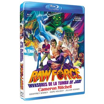 Raw Force (Blu-ray)
