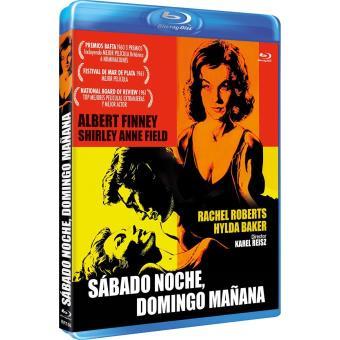 Sábado Noche, Domingo Mañana / Saturday Night and Sunday Morning Bd-R (Blu-ray)