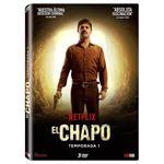 El Chapo Temporada 1 (3DVD)